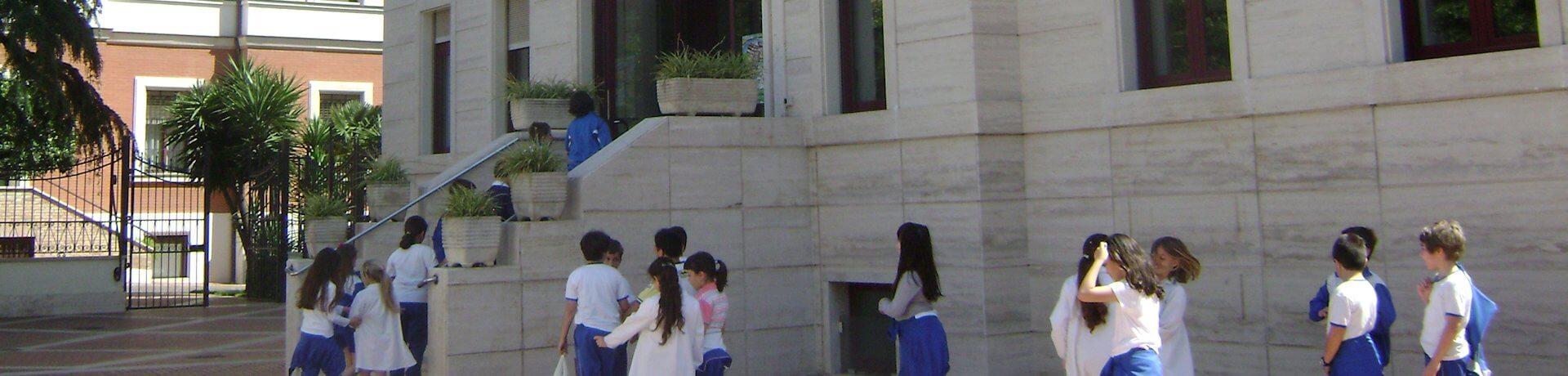 Istituto Sacro Cuore Roma Scuola Sacro Cuore - Bambini che giocano