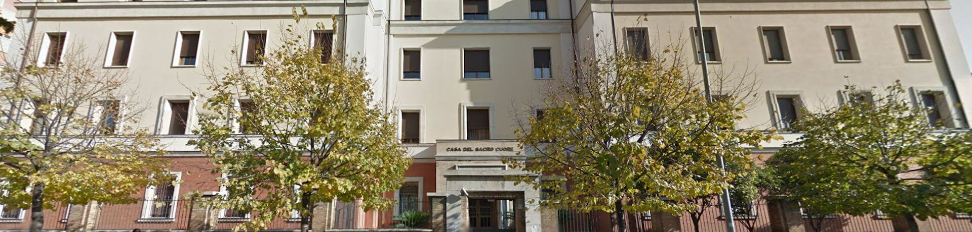 Istituto Sacro Cuore Roma Scuola Sacro Cuore - Ingresso